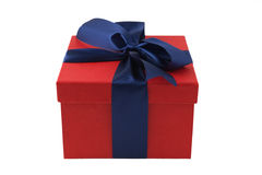 Box for a gift Royalty Free Stock Images