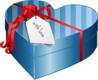 Box, Gift, Love, Valentines Stock Photos