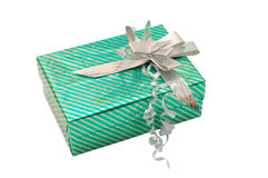 Box with gifts Royalty Free Stock Photos