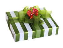 Box gifts Royalty Free Stock Image
