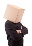 Box Head Royalty Free Stock Photo