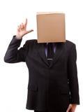 Box Head Royalty Free Stock Photography