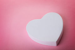 Box heart Stock Images
