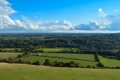Box Hill, Surrey Stock Photography