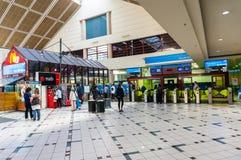 Box Hill train station in Melbourne, Australia Royalty Free Stock Photo