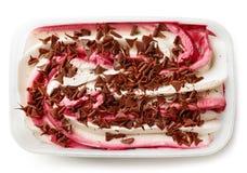 Box of ice cream Royalty Free Stock Image