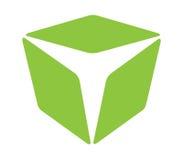 Box Icon Design Royalty Free Stock Photo