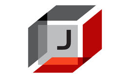 Box Initial J Stock Images