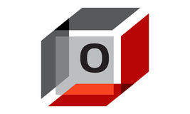 Box Initial O Royalty Free Stock Images