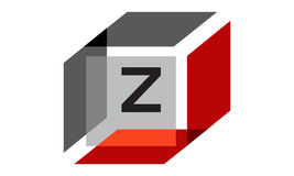 Box Initial Z Stock Photos
