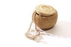 box jewellery Στοκ Φωτογραφία