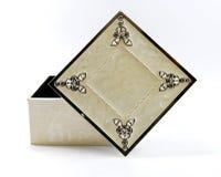 box jewelry Στοκ φωτογραφία με δικαίωμα ελεύθερης χρήσης