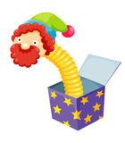 Box joke Royalty Free Stock Photo