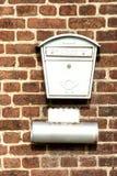 Box Letter Stock Image