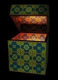 Box of light Stock Image