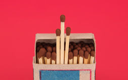 Box of matches. Stock Photography