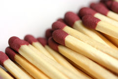 Box of matches Royalty Free Stock Photo