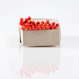 Box with matches Royalty Free Stock Image