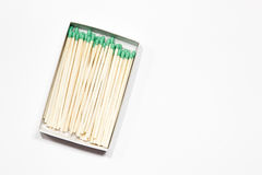 A box of matches. Stock Photography