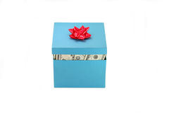 A box of money Stock Images