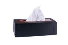 Box of napkins Royalty Free Stock Photography