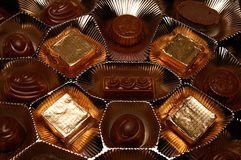 Box Of Chocolate Royalty Free Stock Image