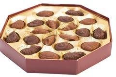 Free Box Of Chocolate Candy Stock Photo - 56205420