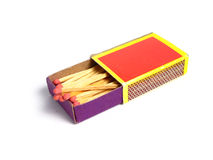 Free Box Of Matches Royalty Free Stock Photo - 6043195