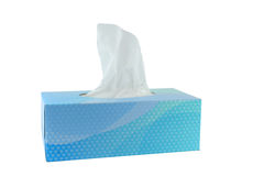 Free Box Of Tissues Stock Photography - 13274722