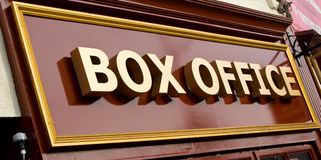 Free Box Office Stock Image - 19861971