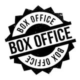 Box Office rubber stamp Stock Photo