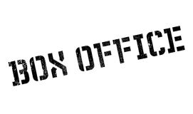 Box Office rubber stamp Stock Image
