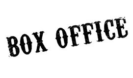Box Office rubber stamp Stock Photos