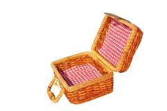 Box, open, square, barbecue Stock Image