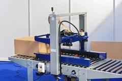 Box Pack Machine stock images