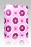 box package pattern retro διανυσματική απεικόνιση
