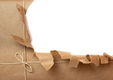 Box package wrap stock images