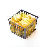 Box of Physalis Stock Image