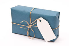 Box post package Stock Photography