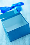 Box for present Royalty Free Stock Images