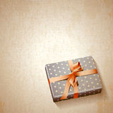 Box present holiday vector Royalty Free Stock Photo