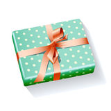 Box present holiday xmas Stock Images