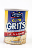 Box of Quick Grits Royalty Free Stock Photos