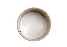 A box of salt Stock Image