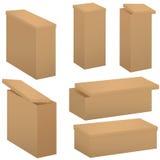 Box set Stock Image
