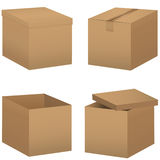 Box set Royalty Free Stock Images