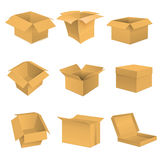 Box set.  Stock Image