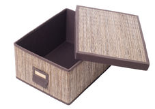 Box for things Stock Photography