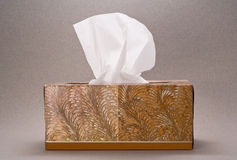 Box of Tissue Royalty Free Stock Image