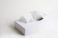 Box of tissue royalty free stock photos